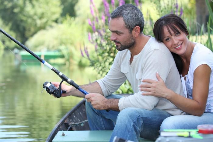 pêche à la carpe au lac du salagou
