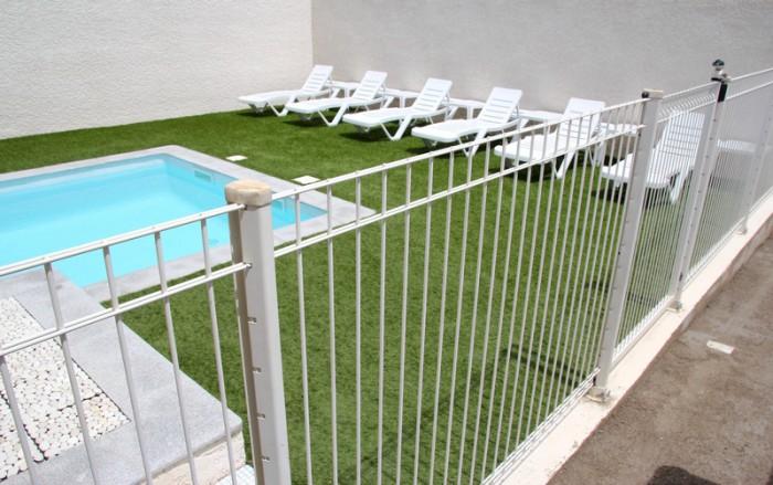 sécurité location vacances avec piscine