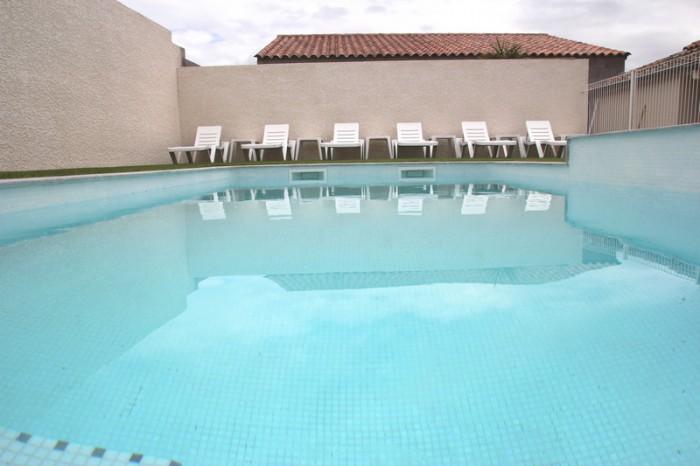 Piscine de location meublée dans l'Hérault